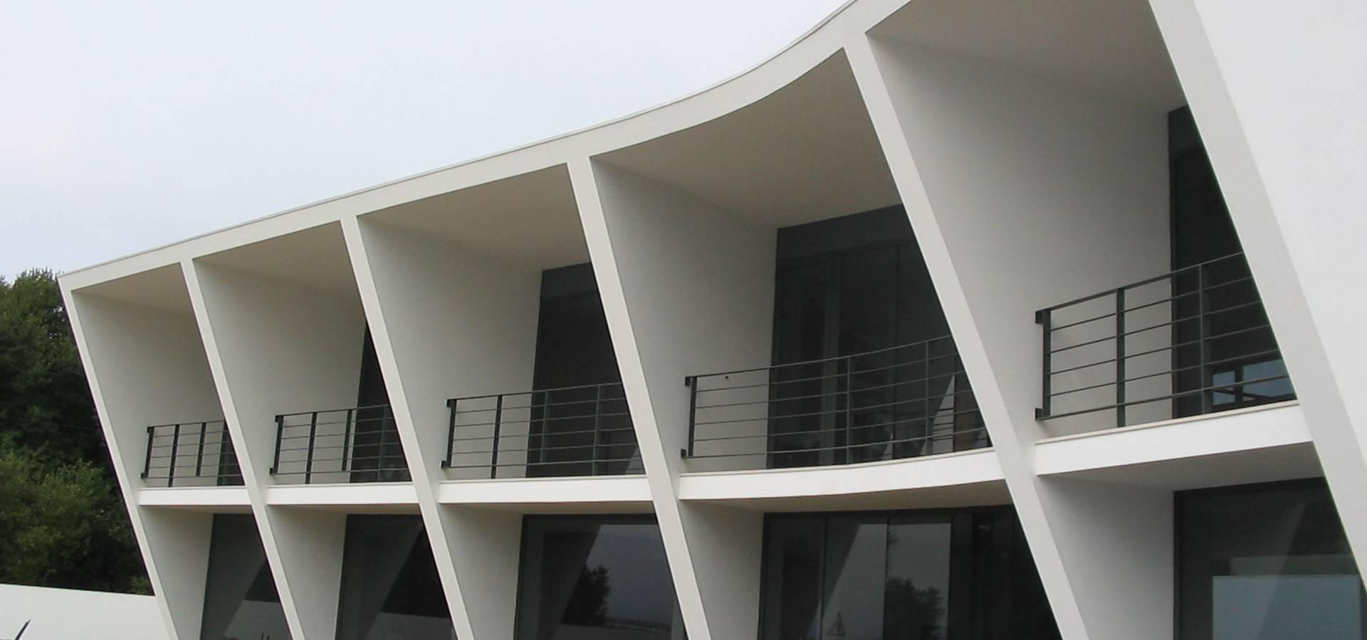 Vasco Rodrigues, arquitecto