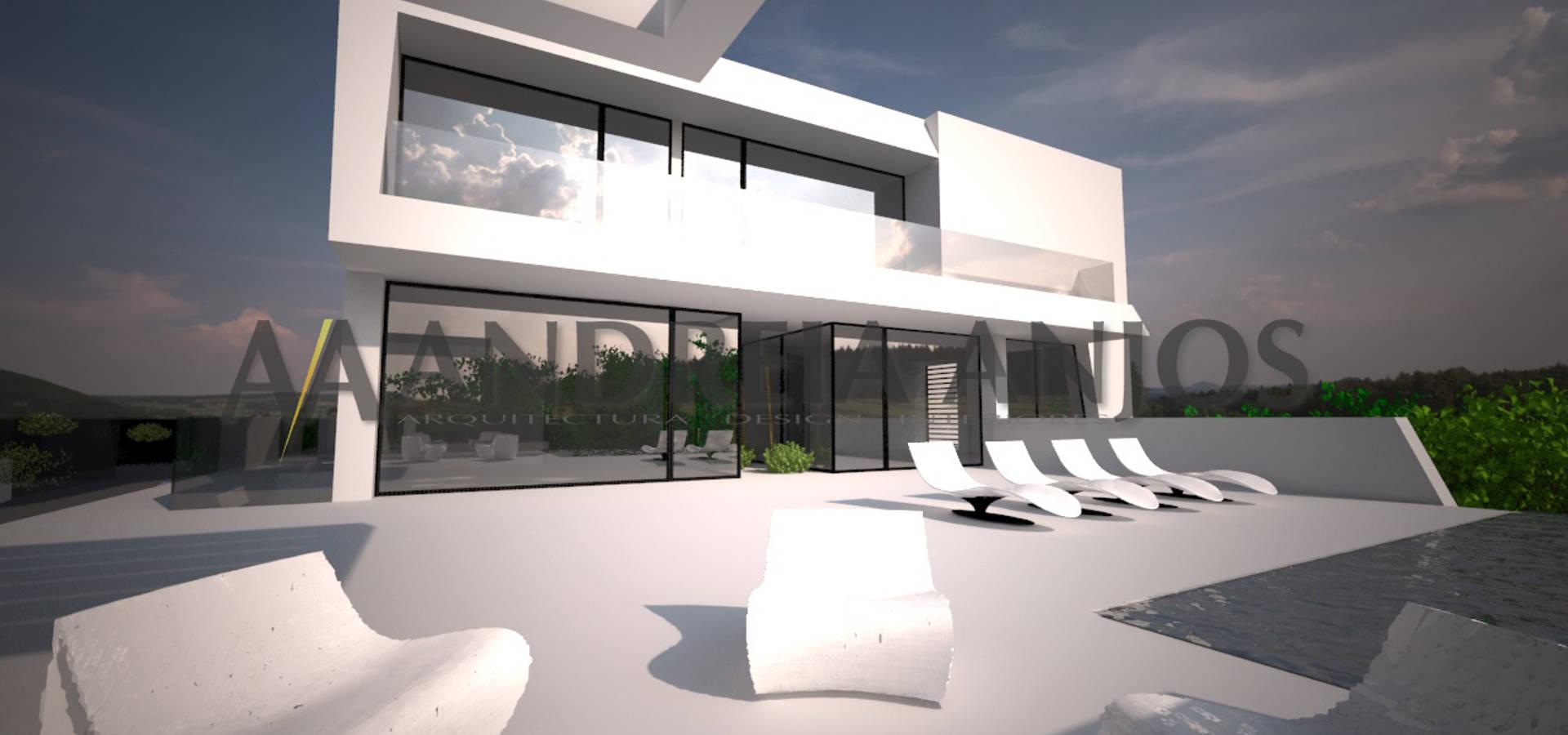 Andreia Anjos—Arquitectura, Design e Construção