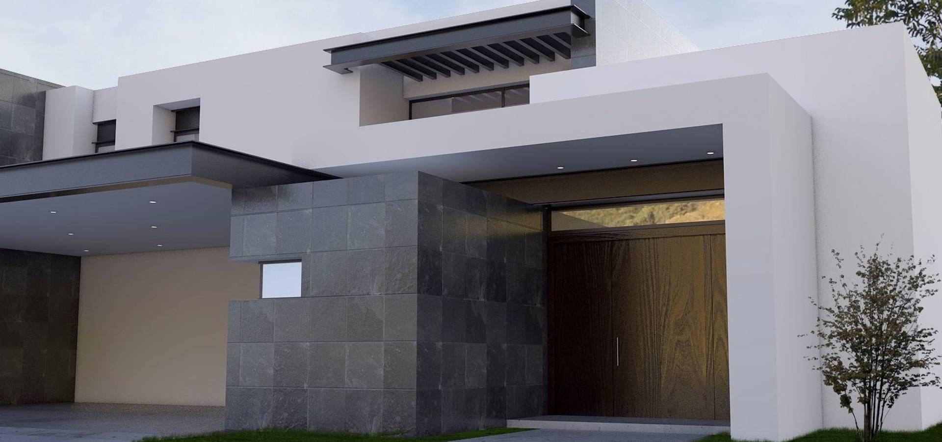 Elias Braun Architecture: Arquitectos en Hermosillo | homify