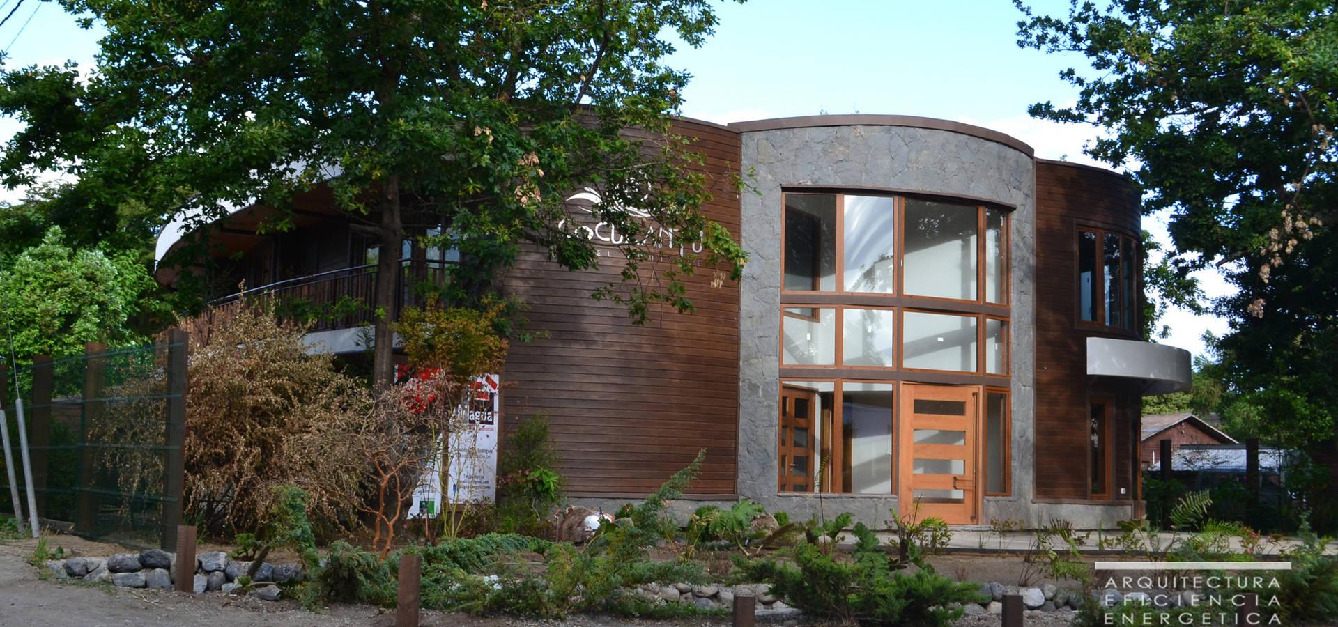 Bravo Schilling Arquitectura y Eficiencia Energética