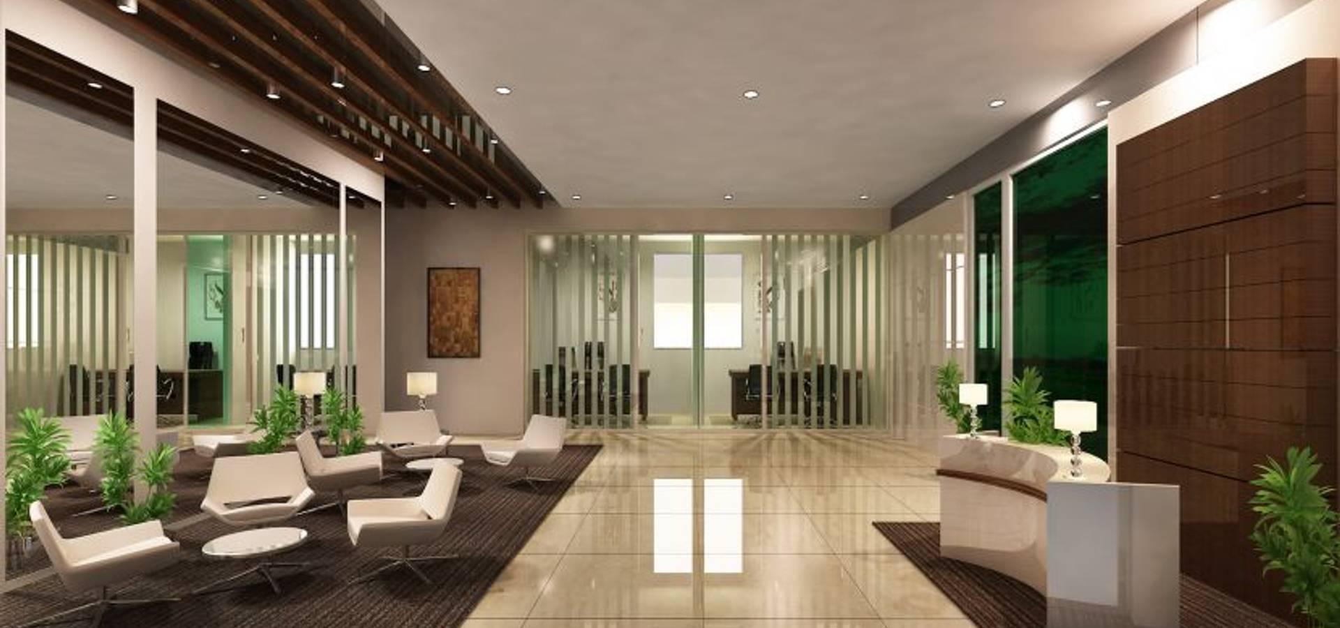 Saffron Touch—Interior Architecture Construction