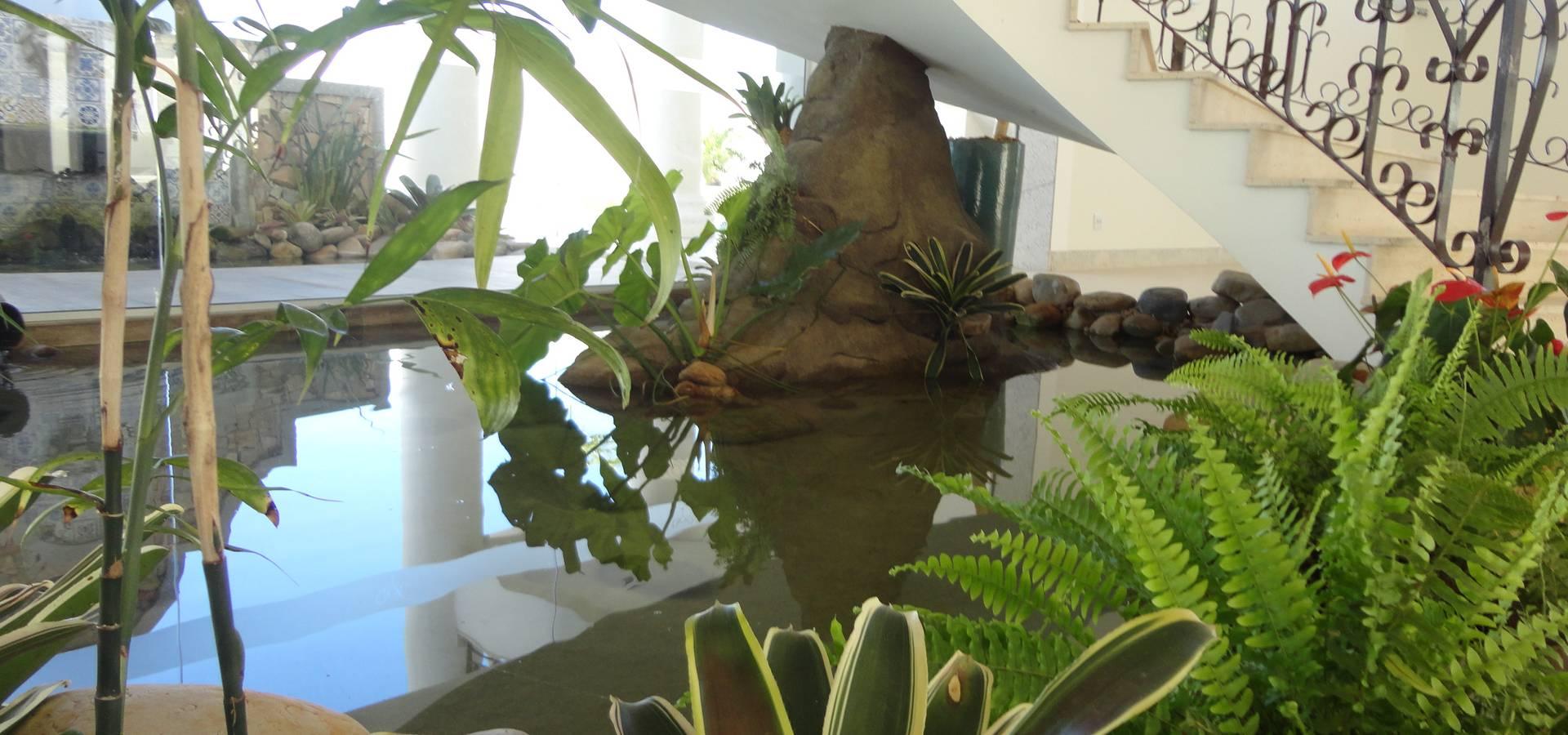 Agua Viva Lagos e Paisagismo