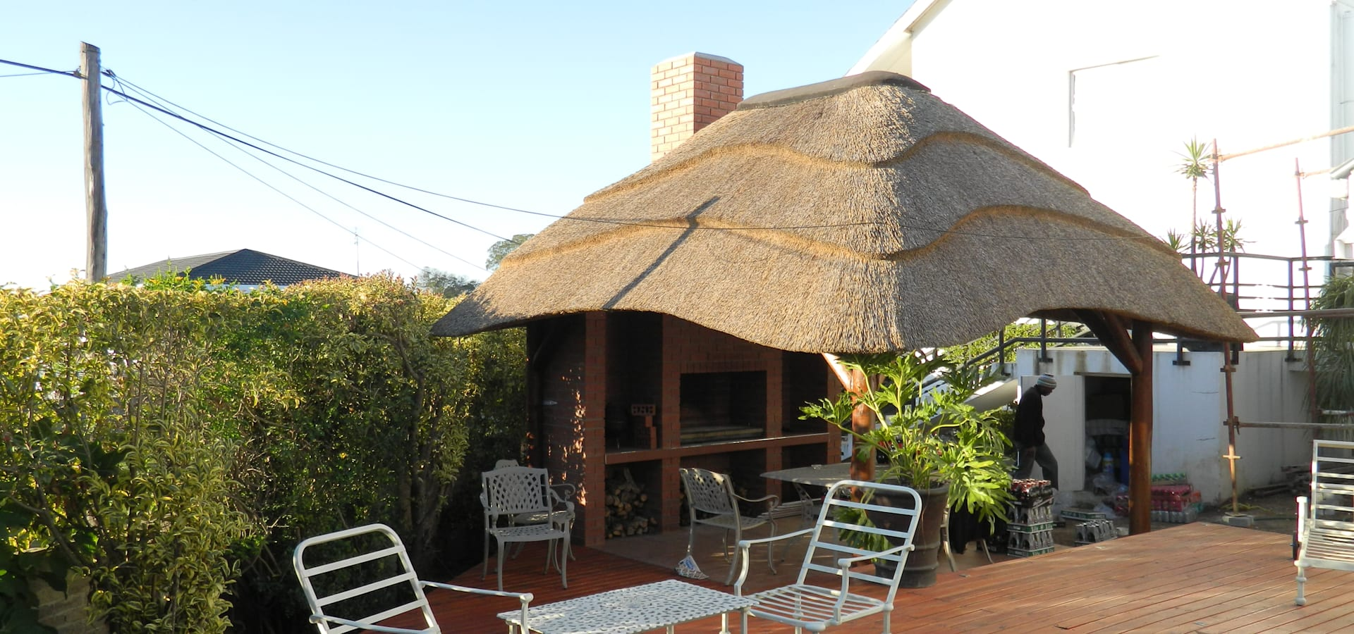 Thatch Lapa Amp Entertainment Areas By Cintsa Thatching