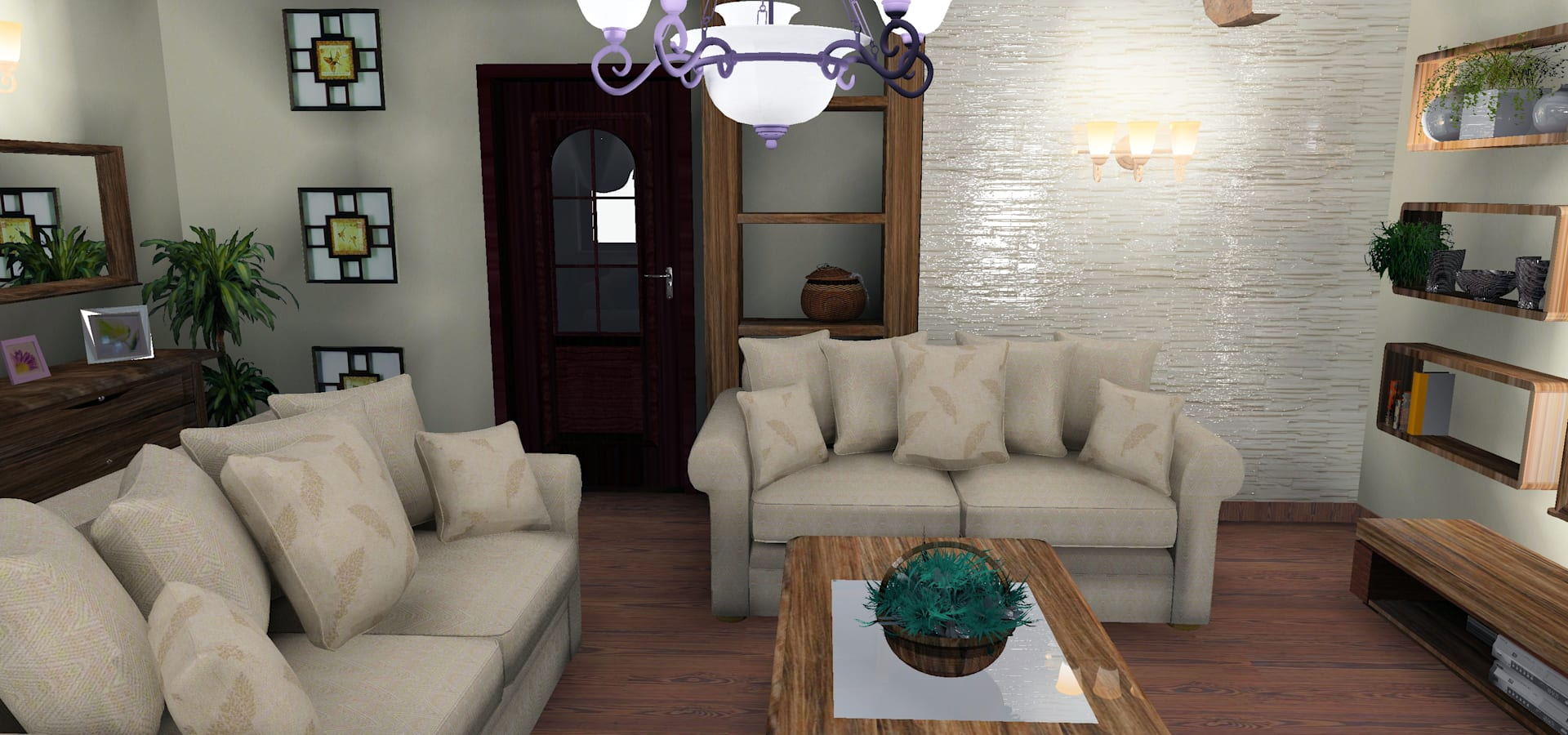 Projektowanie i Stylizacja wnętrz Arango