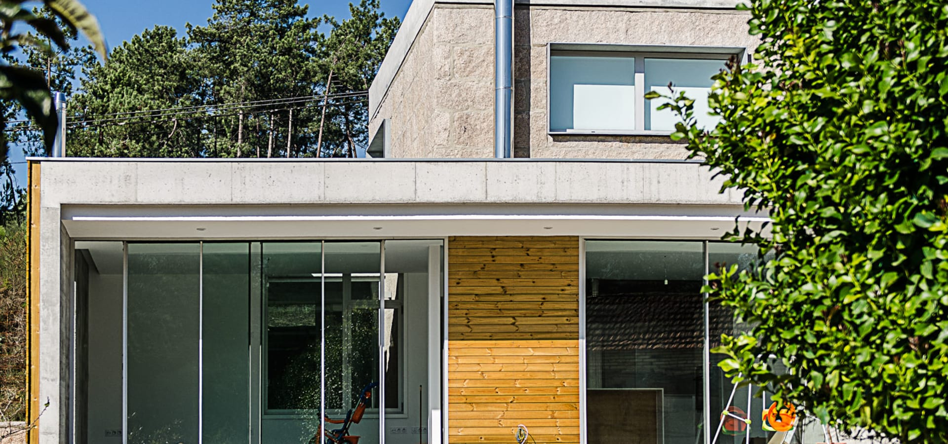 Fern ndez luna oficina de arquitectura scp arquitectos en - Arquitectos en santiago de compostela ...