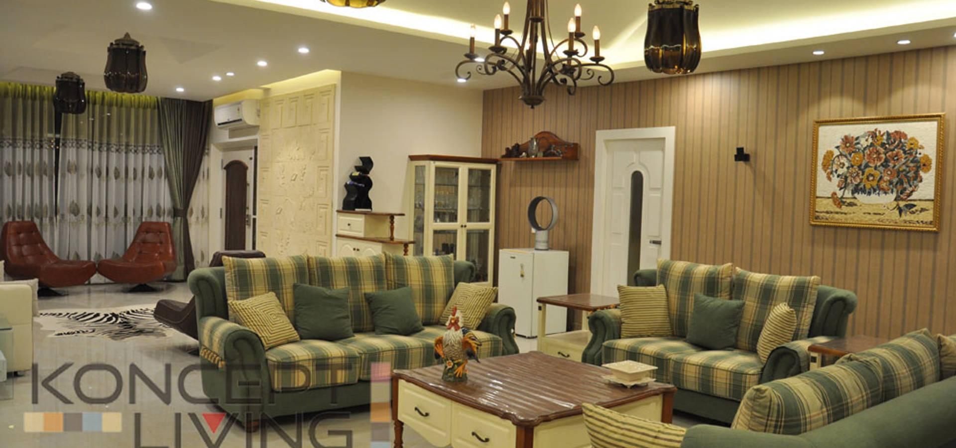 Koncept Living Interior Designers Decorators In