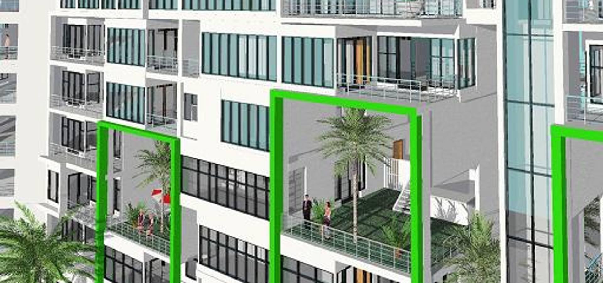 Hyperrealistic Architectural Studio
