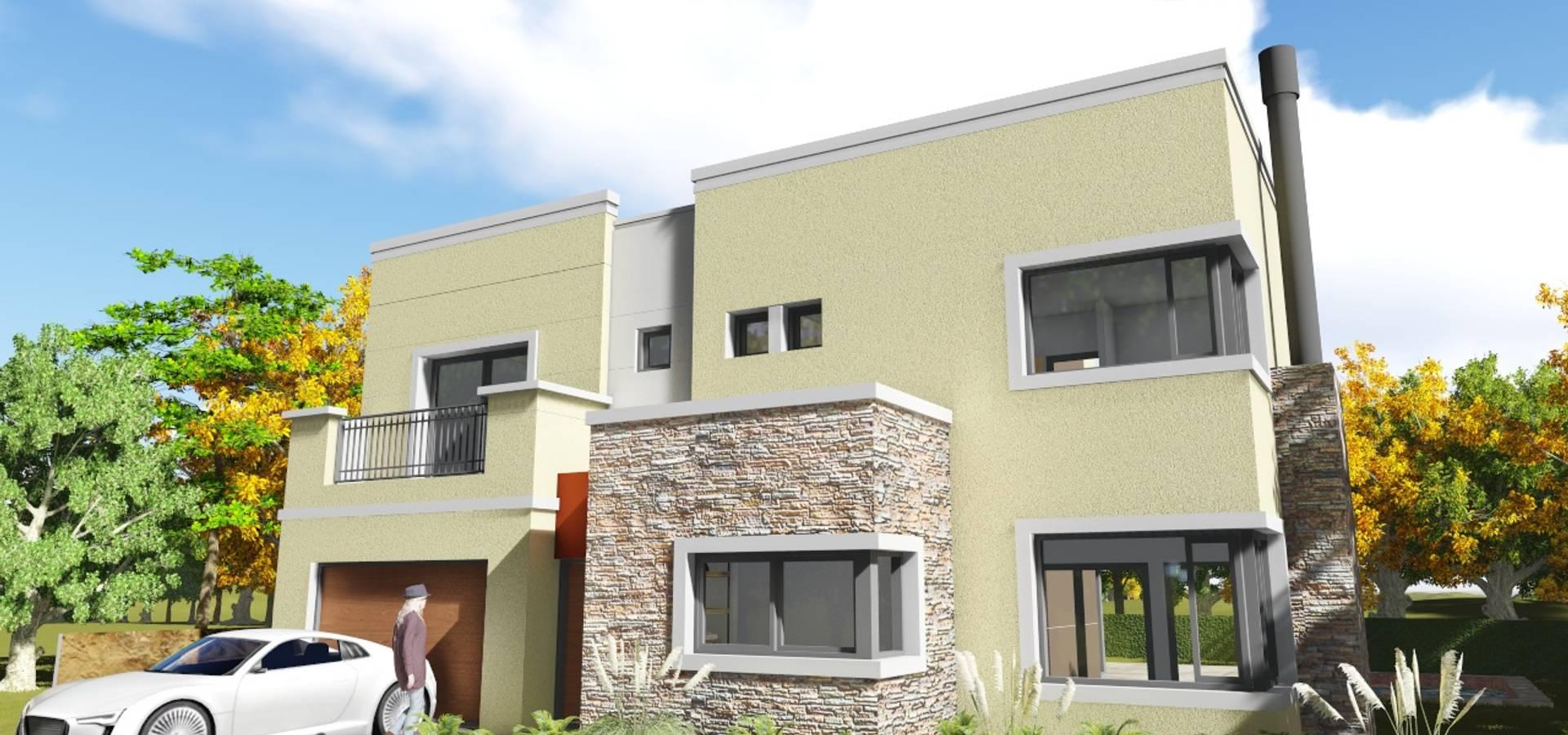 Estudio de arquitectura MSM  (Mar del Plata+Balcarce+Tandil)