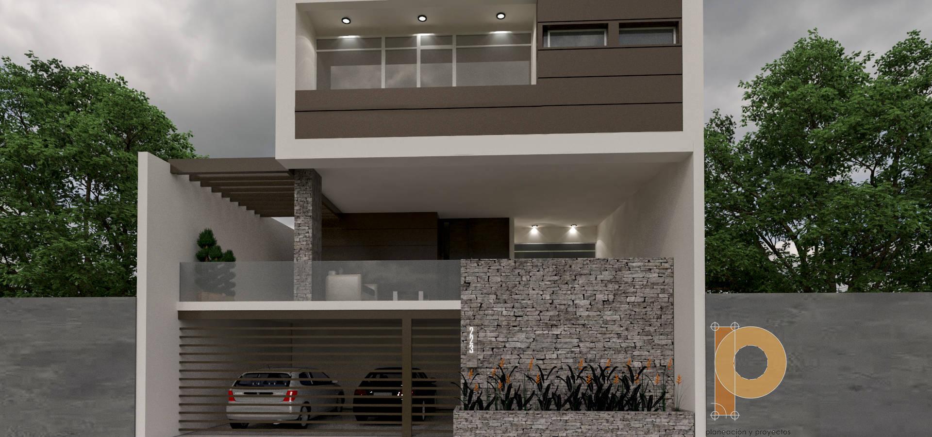 Terraza y asador de planeacion y proyectos constructivos s for Asadores contemporaneos jardin