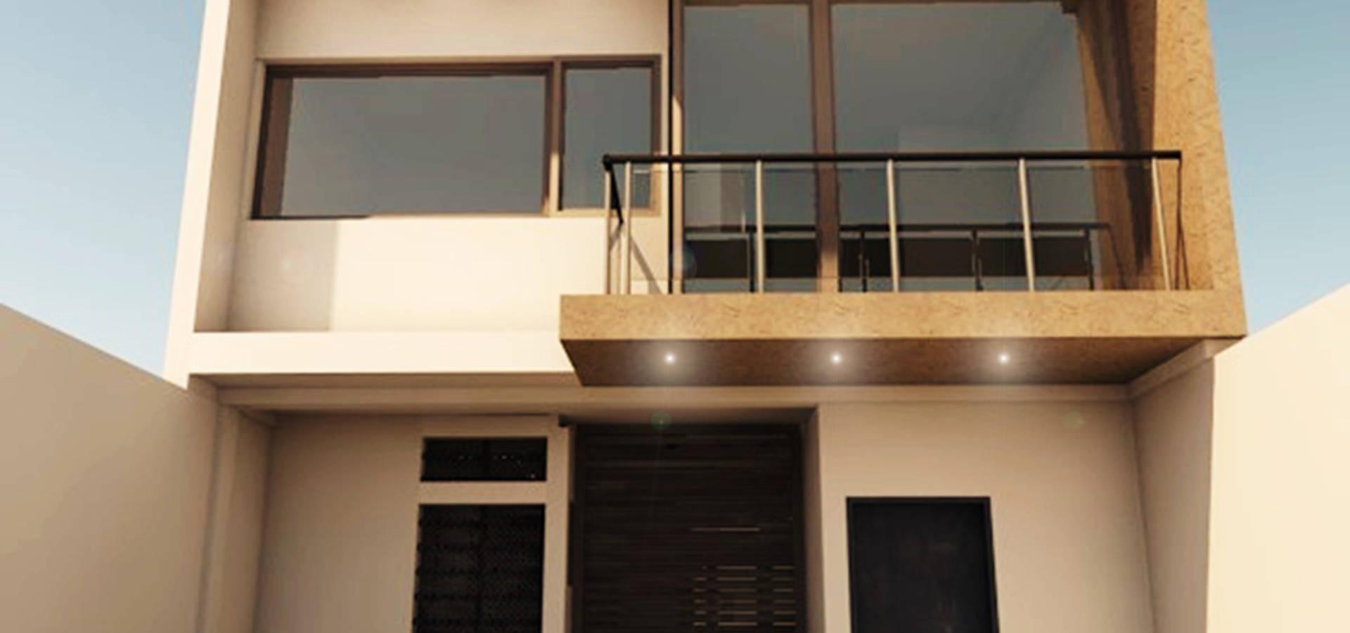 Spacio.Status/Arquitectura
