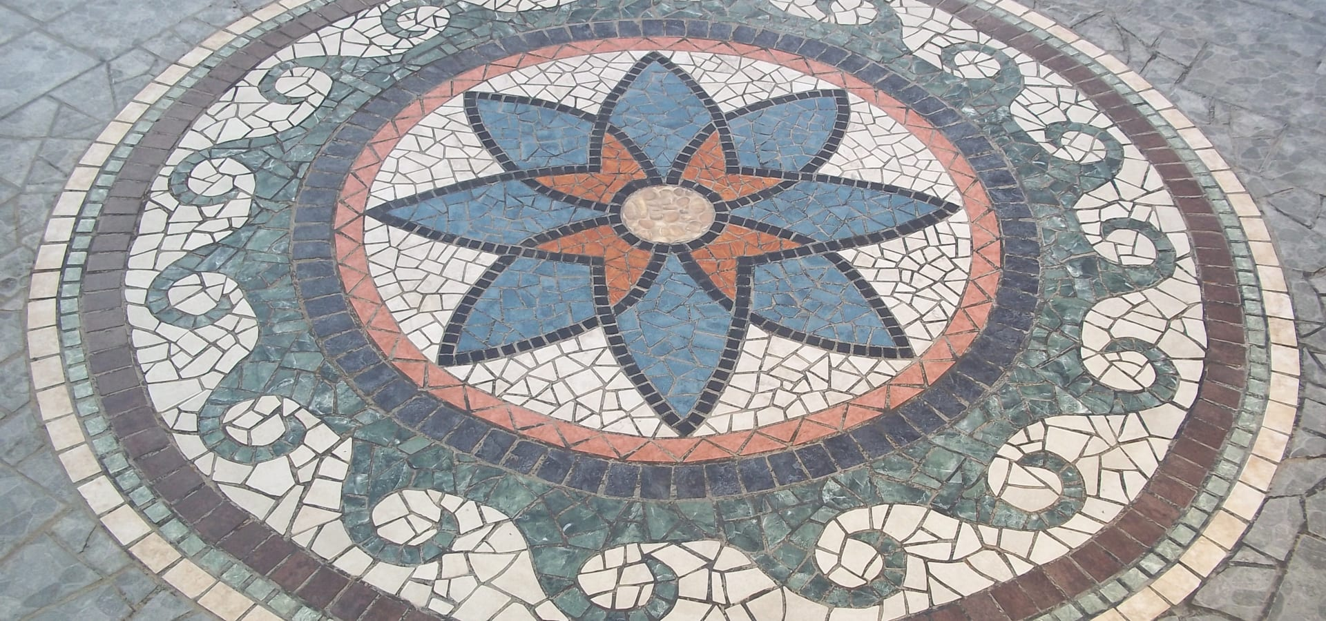 sueños en mosaico