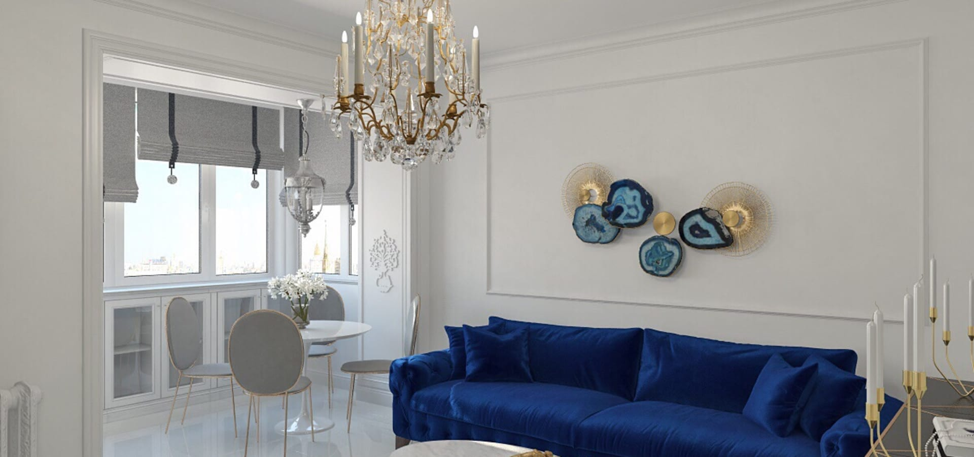 Dots&points interior design studio