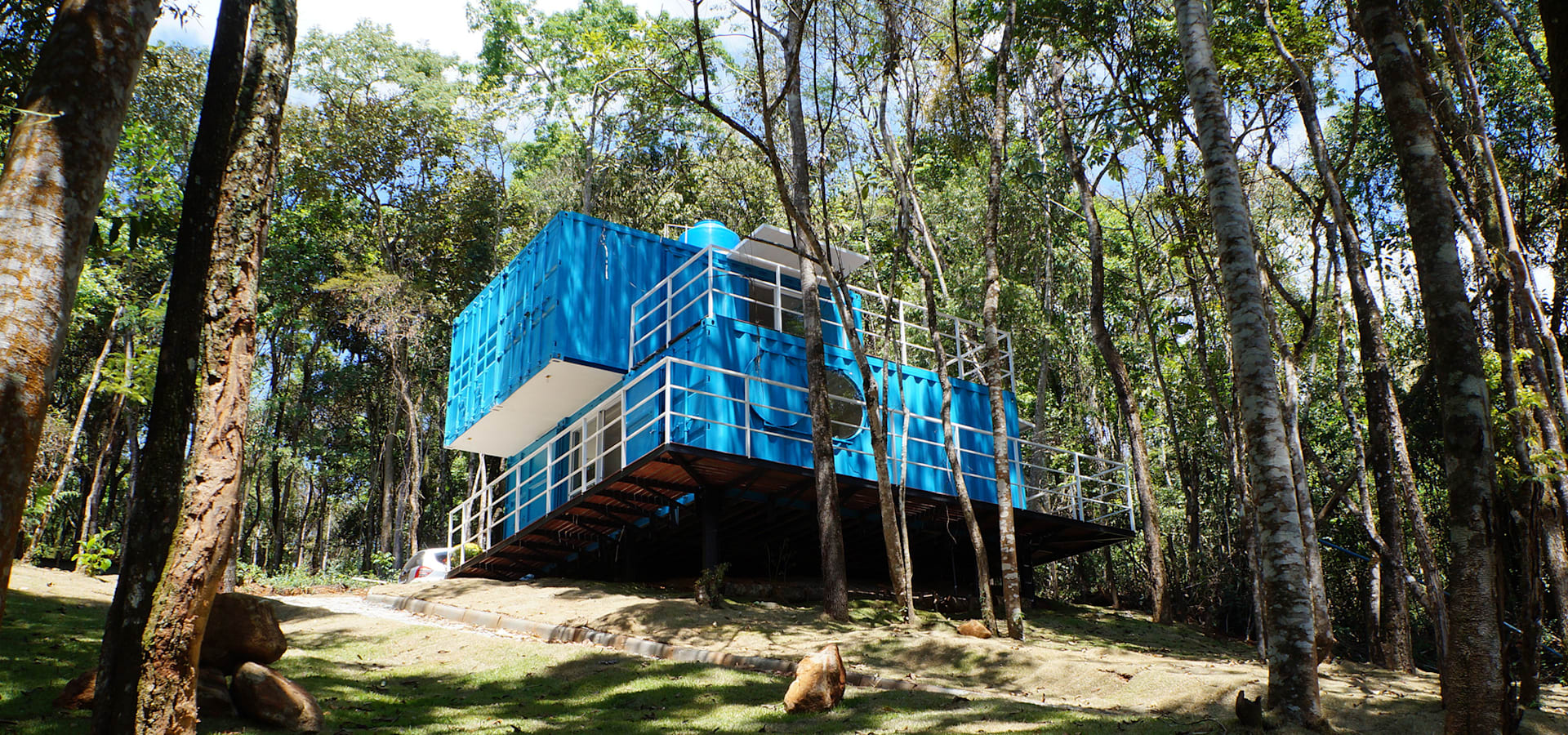 Edificare Containers Transformados