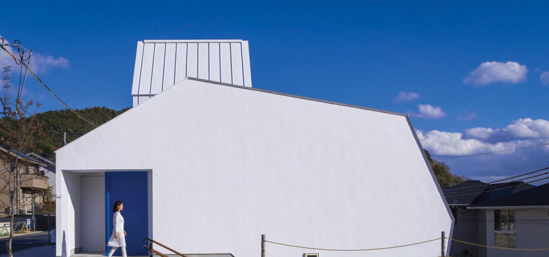 奥和田健建築設計事務所 okuwada architects office