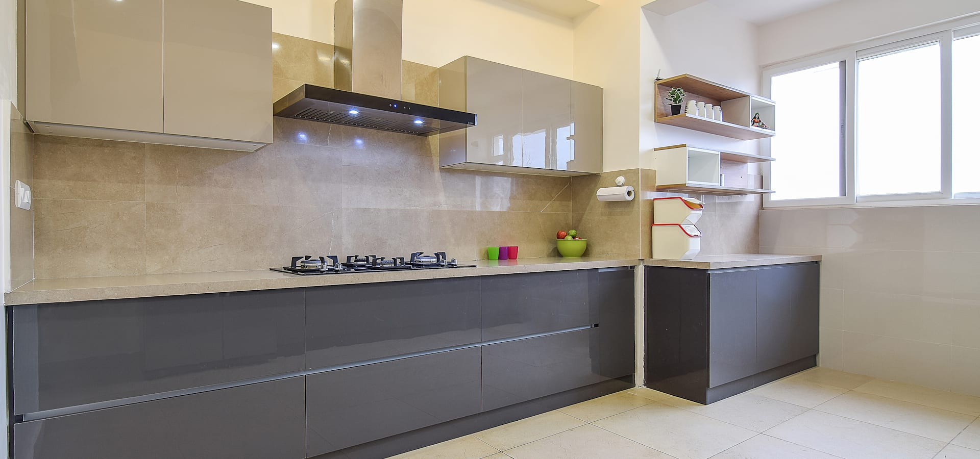 Interior design bangalore 2bhk apartment by design arc - Apartment interiors in bangalore ...