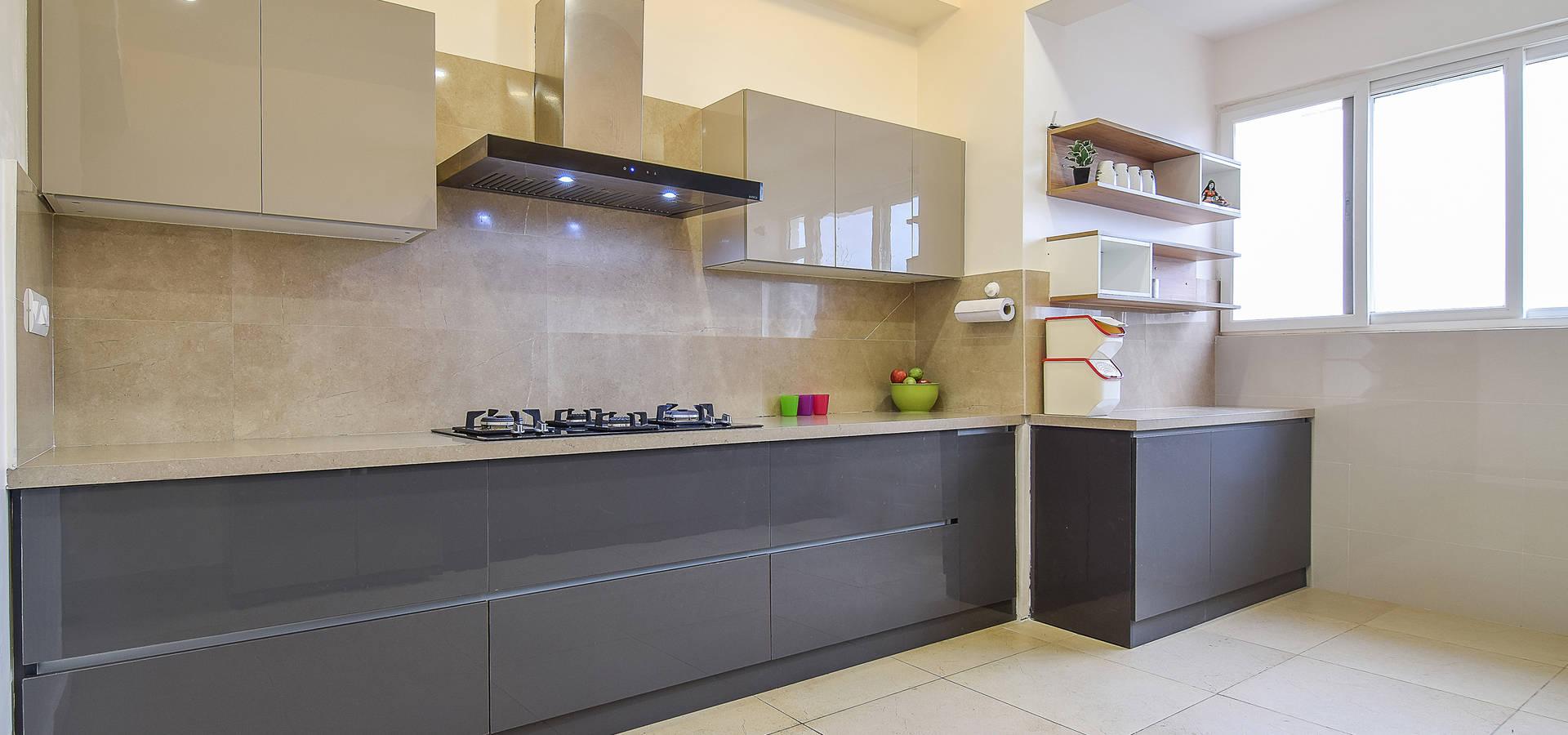 Apartment Interior Design Bangalore 9BHK   homify