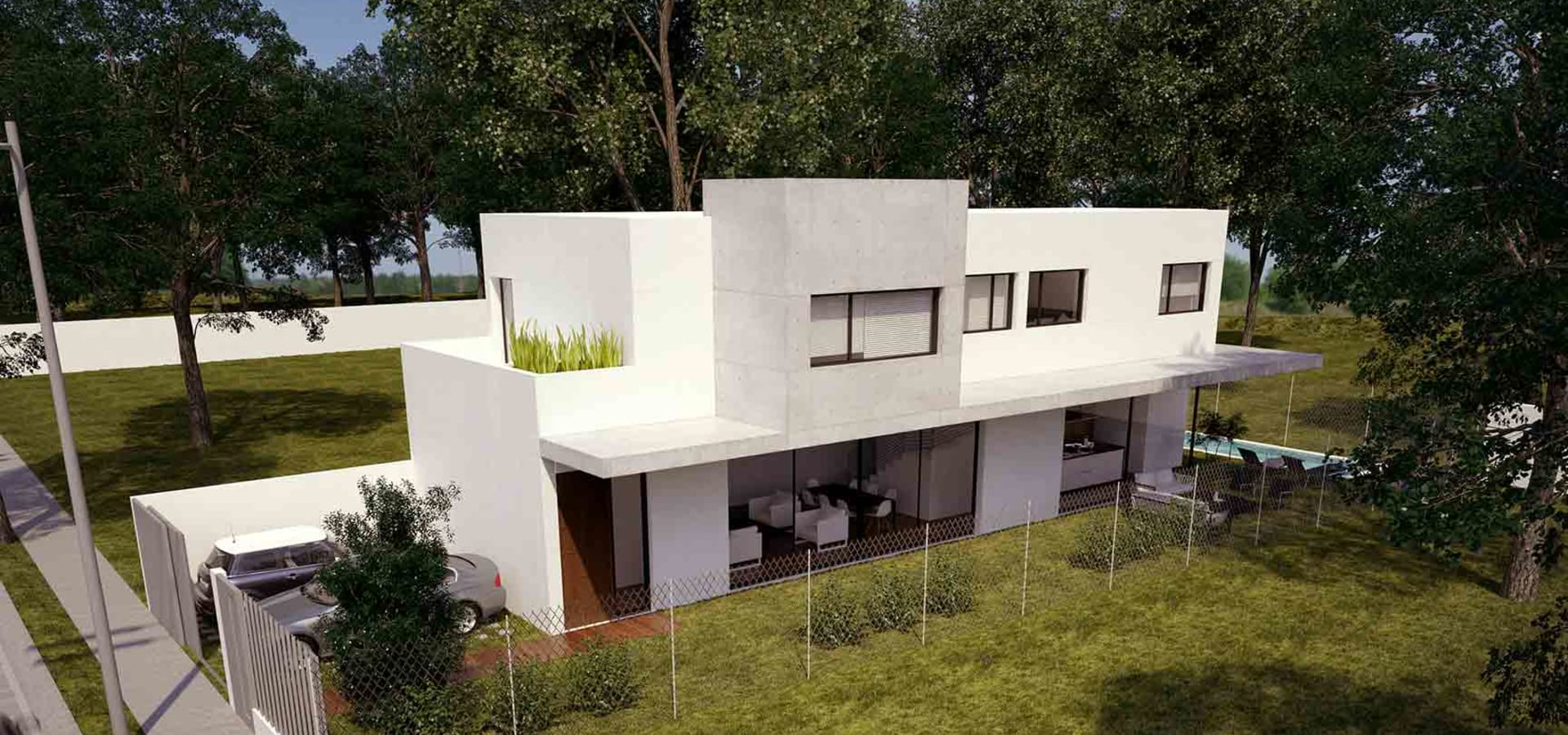 The Concrete Home