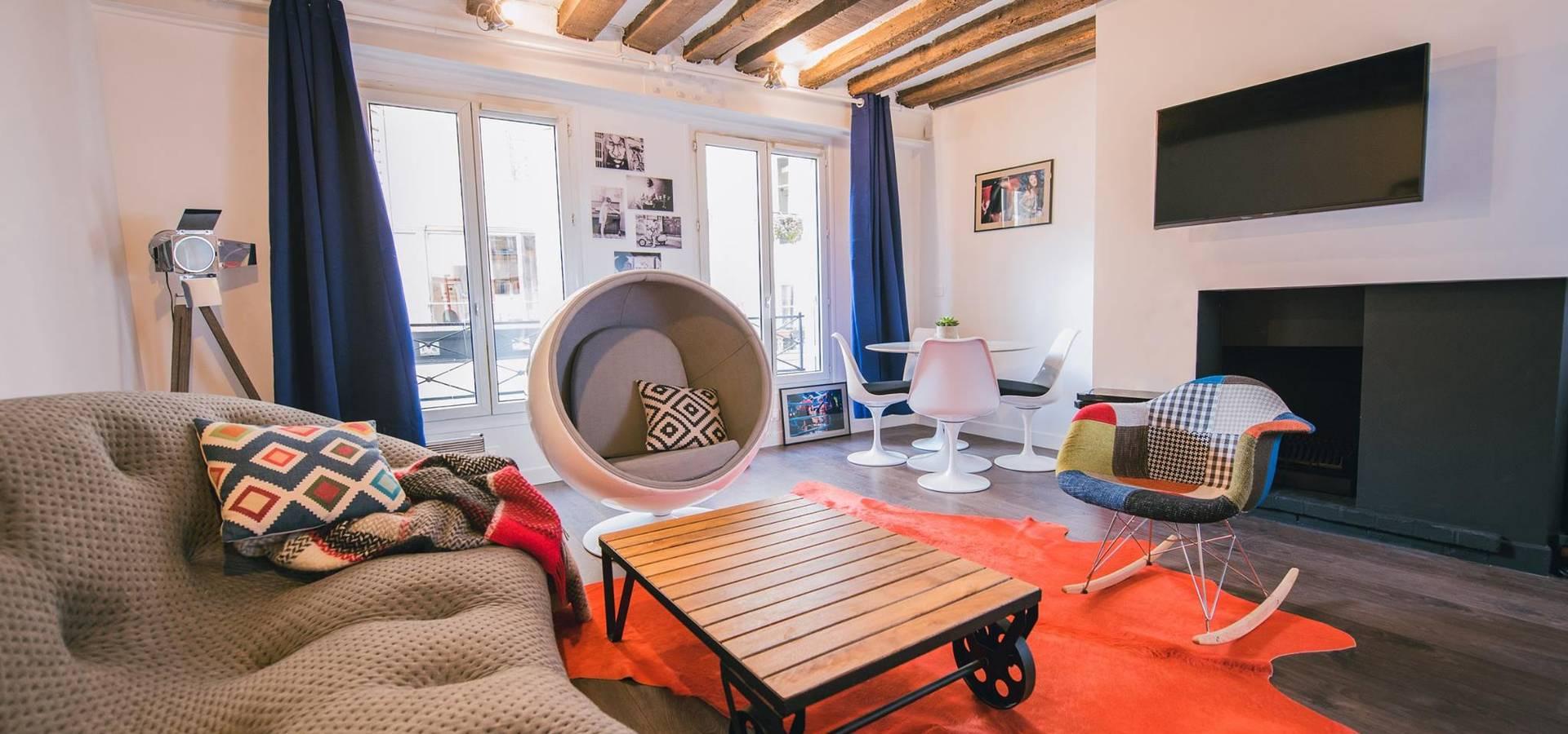 Kast Design تصميم داخلي في Paris هوميفاي