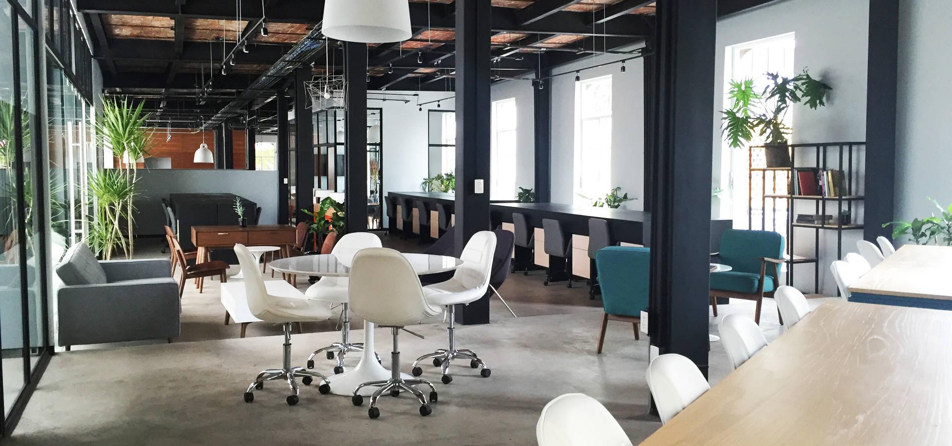 Oficinas en Av. Insurgentes Sur von Alinka Interiorismo | homify