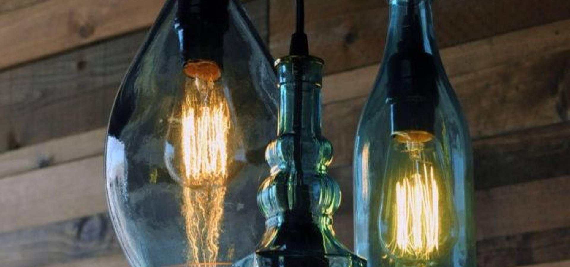 The Barn decoração iluminacao