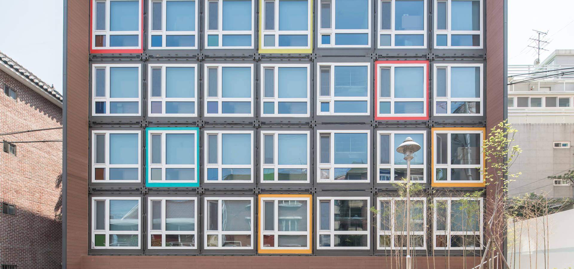 큐브디자인 건축사사무소