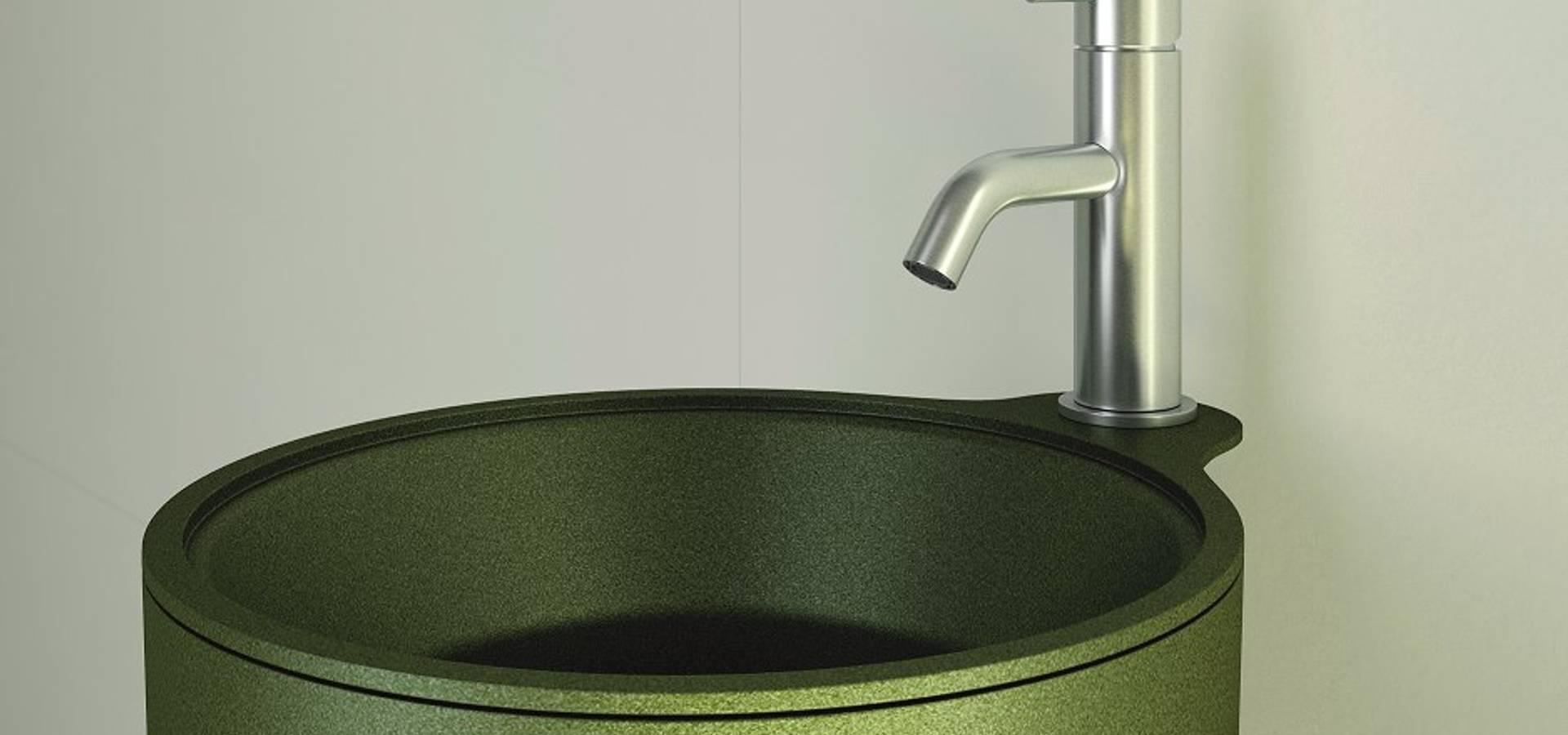 Water evolution grifer a para la cocina y el ba o en maia for Griferia para bano y cocina