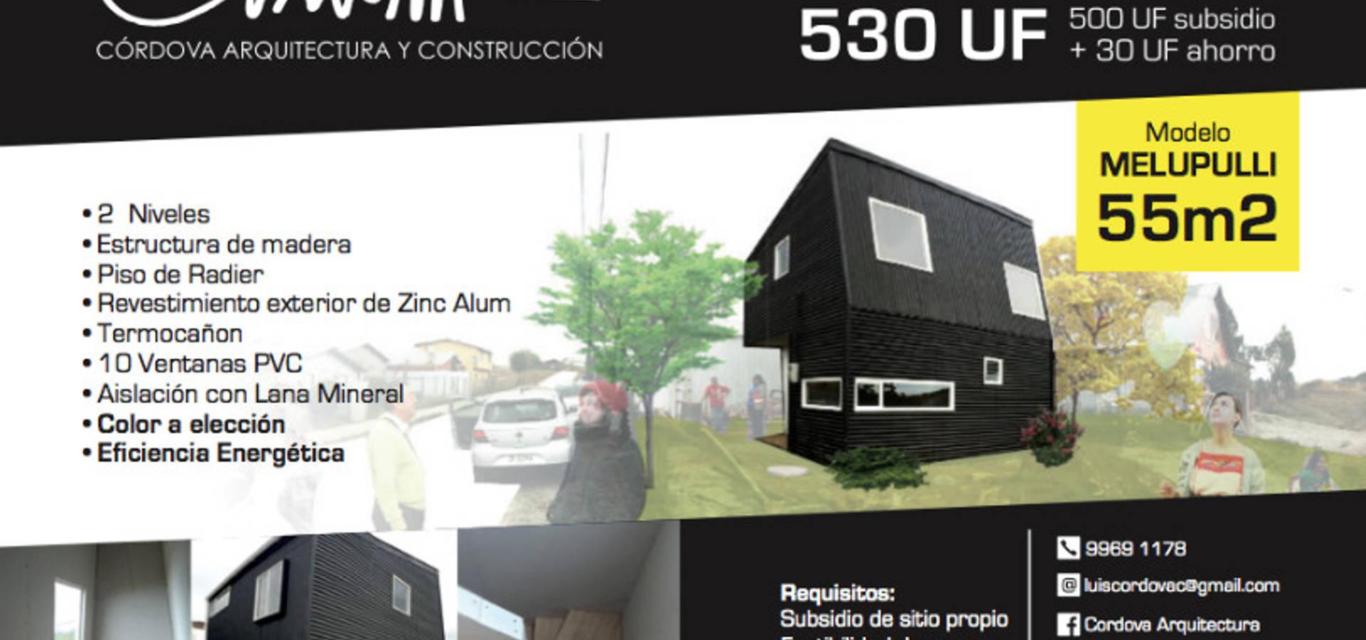 Cordova Arquitectura y Construcción .