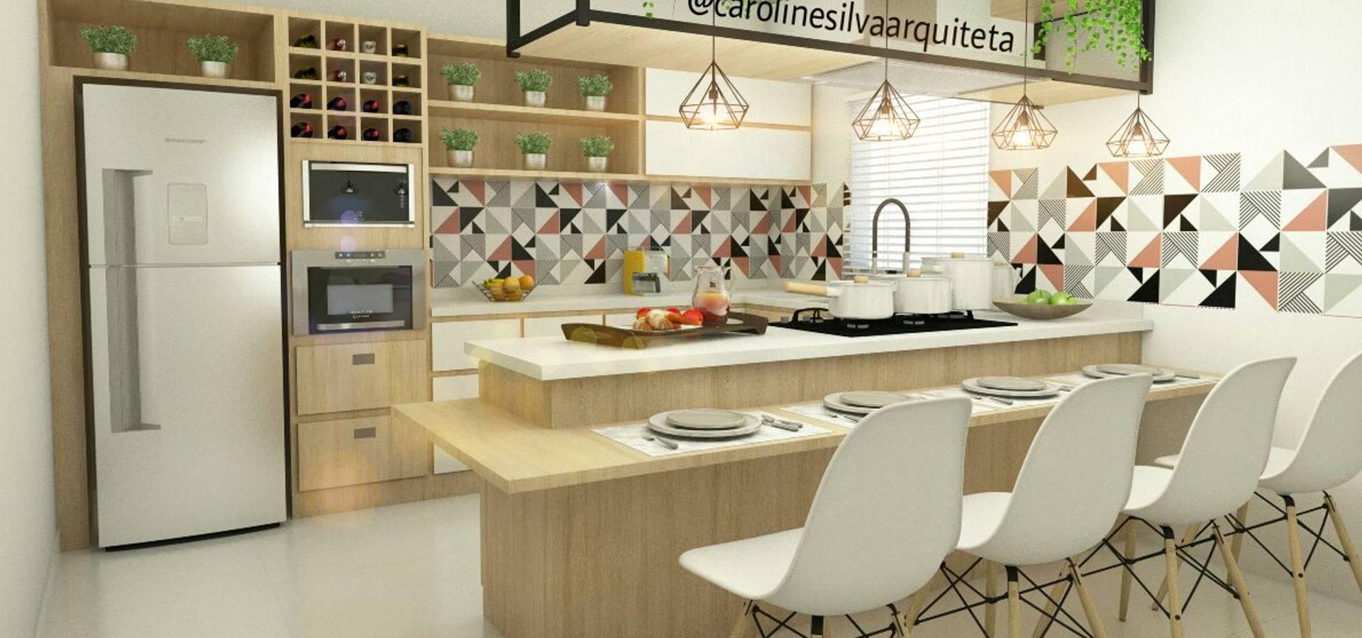 Caroline Silva Arquitetura e Interiores