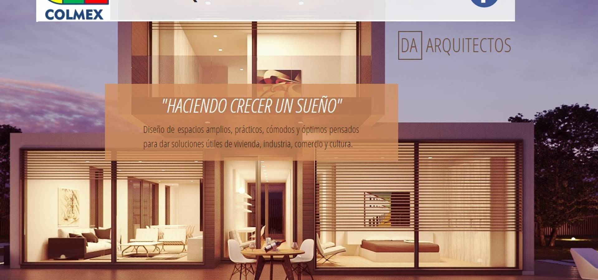 Homify for Construccion arquitectura