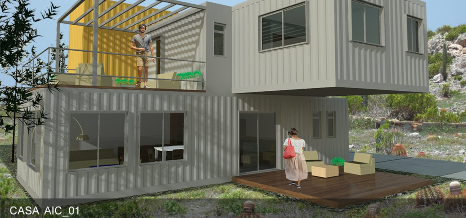 Arq+In Arquitectura Integral