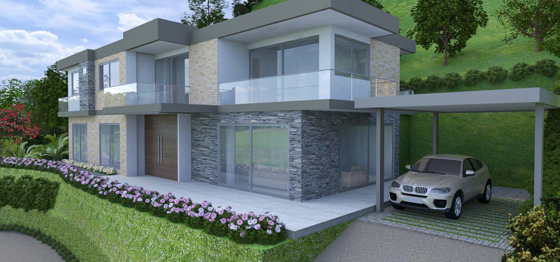 Alejo Gallego /Diseño de espacios y visualización 3D