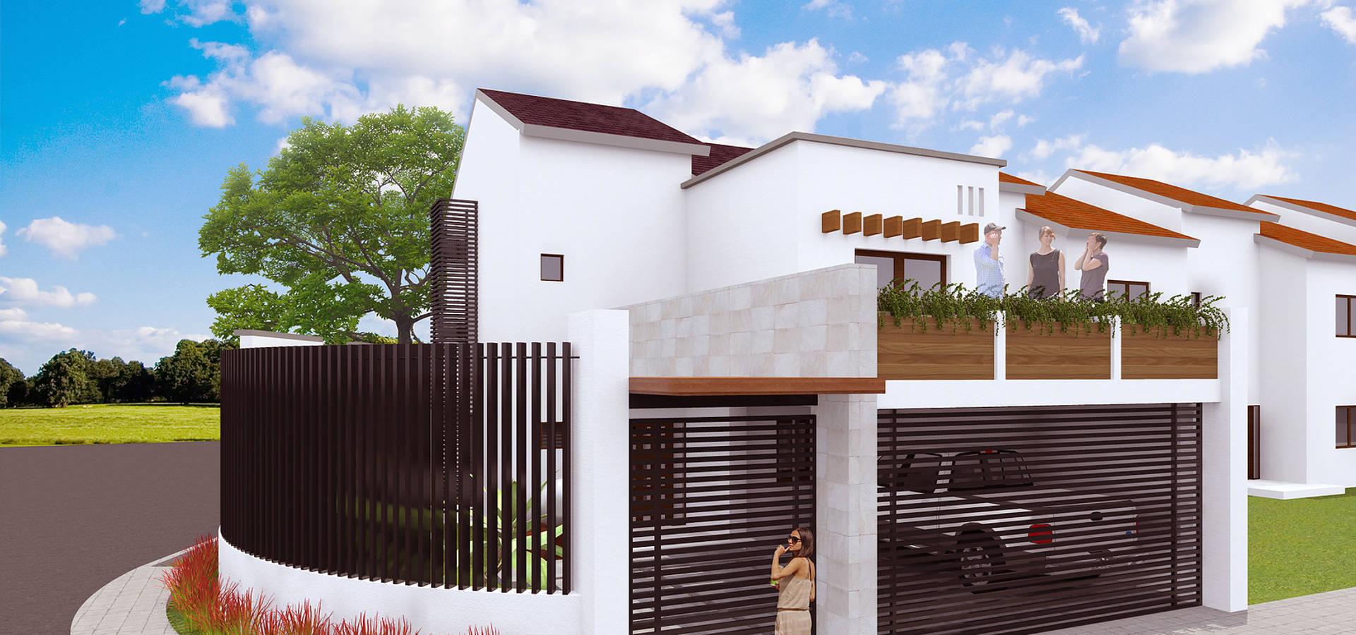 Proyecta Taller de Arquitectura