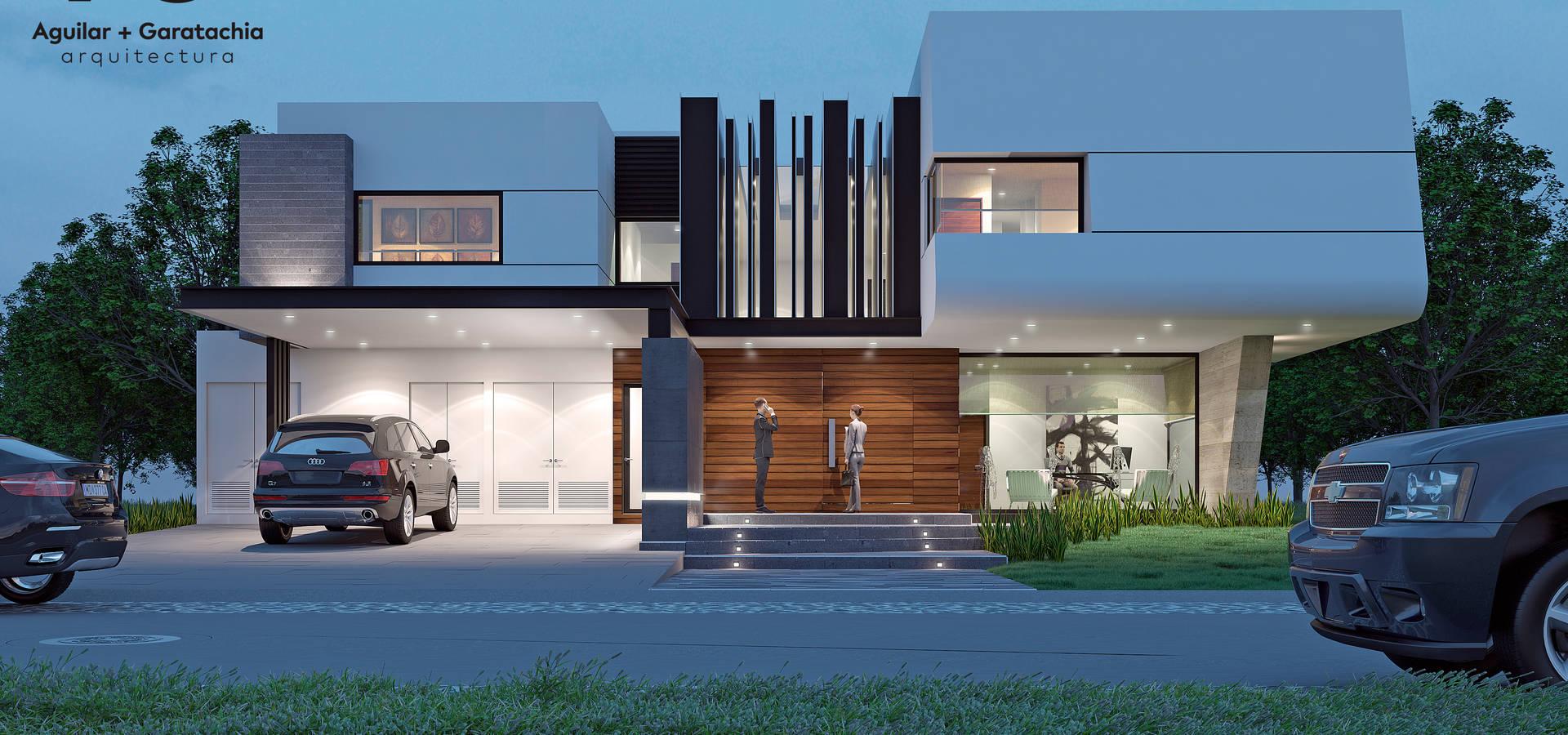 Aguilar + Gartachia arquitectura