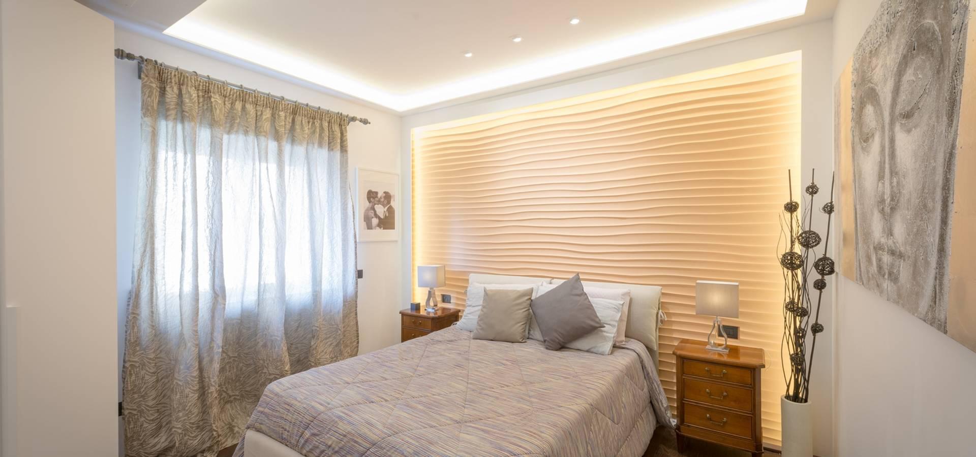 Casa de leva di stile interni srl homify - Foto camera da letto ...