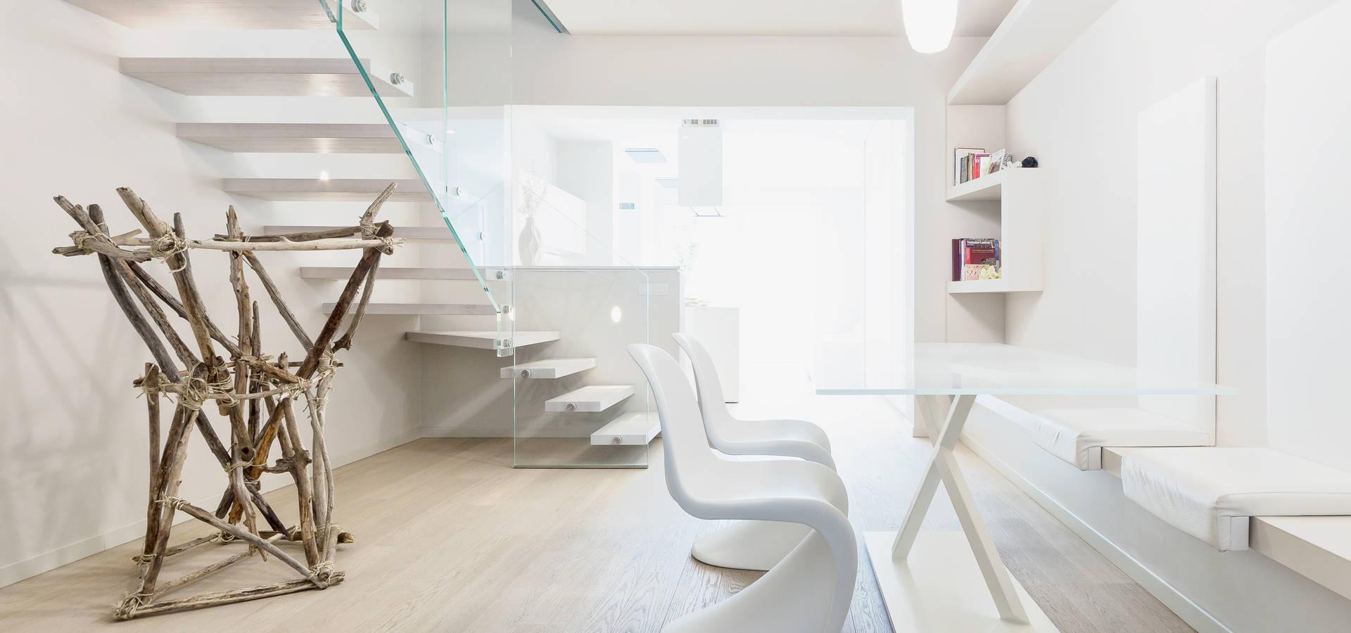 Casa tioli di luca doveri architetto studio di for Architettura in stile cottage