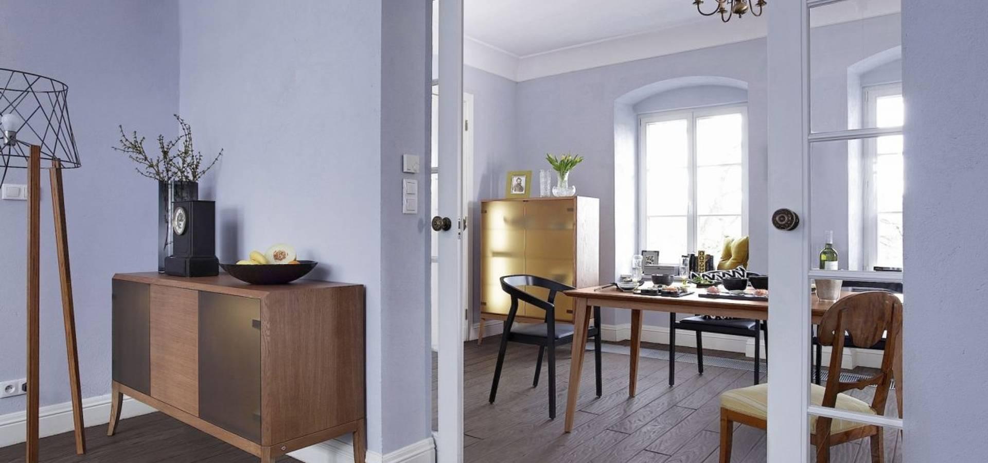 Una mansi n antigua comedor colecci n dream color mbar for Sala de estar antigua