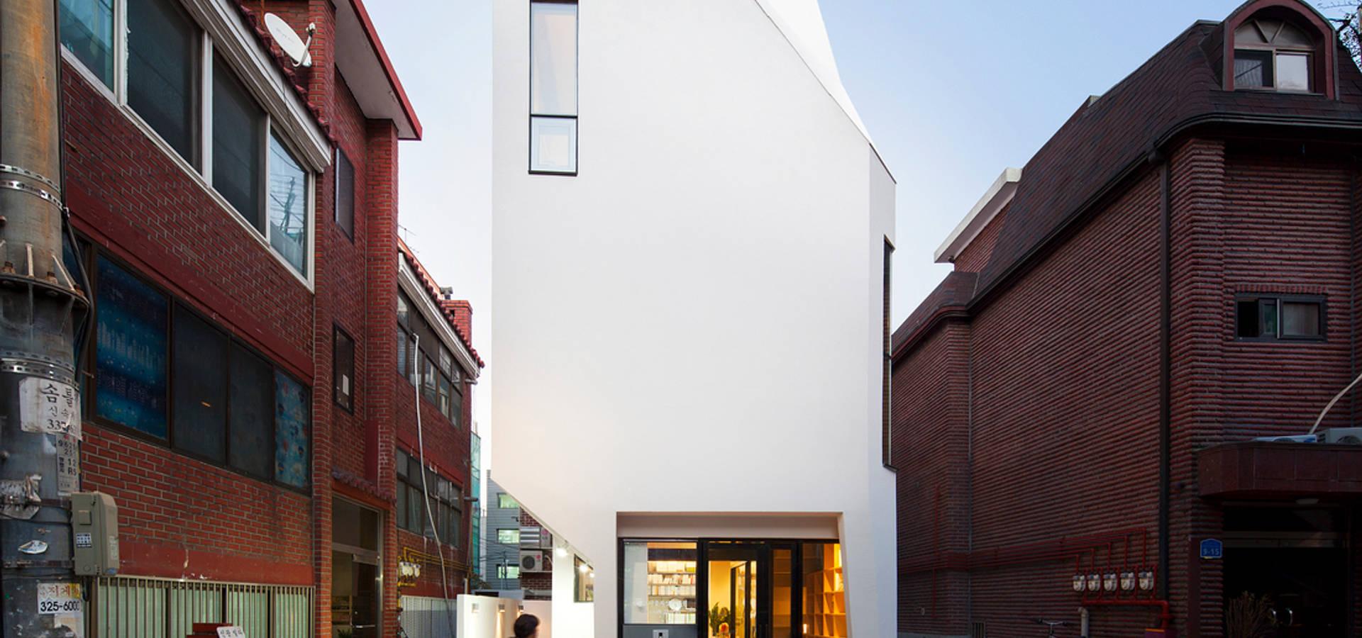 (주)건축사사무소 더함 / ThEPLus Architects