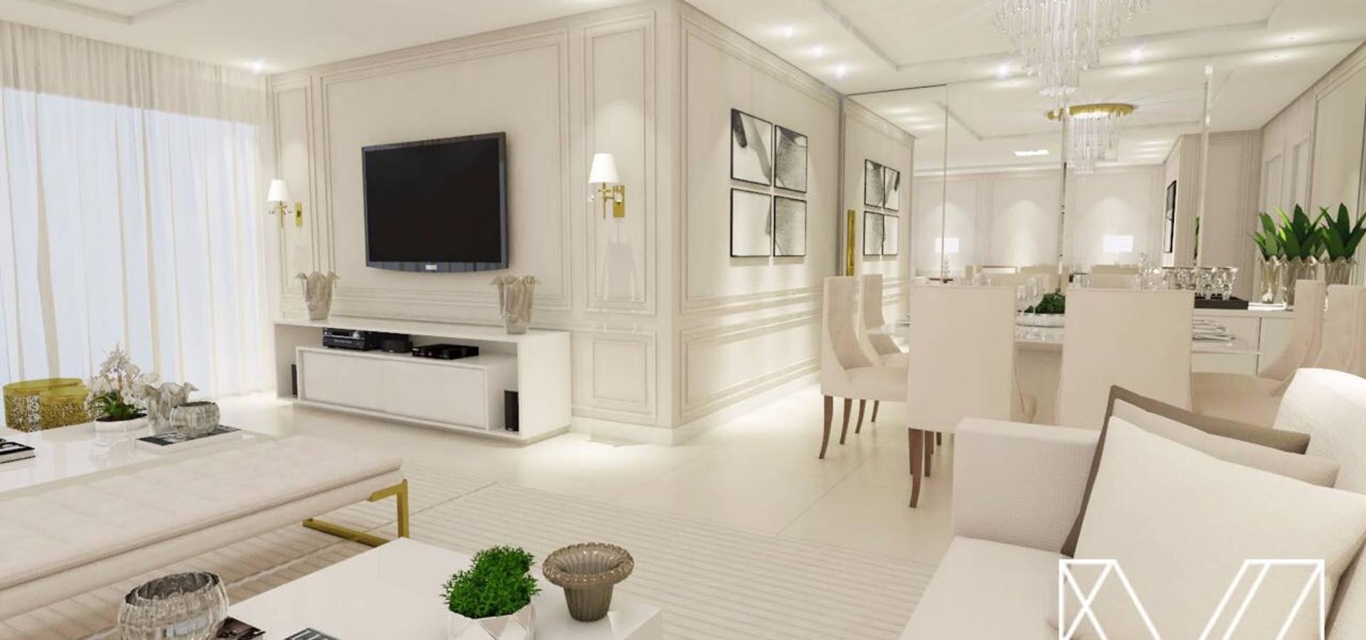 Manu Vasconcelos Arquitetura + Interiores