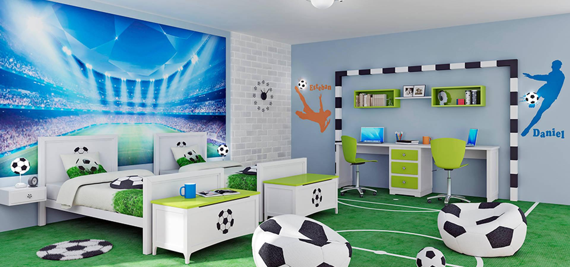 Dormitorio infantil ni a princesa profesjonalista lo quiero en mi casa homify - Dormitorio infantil nina ...