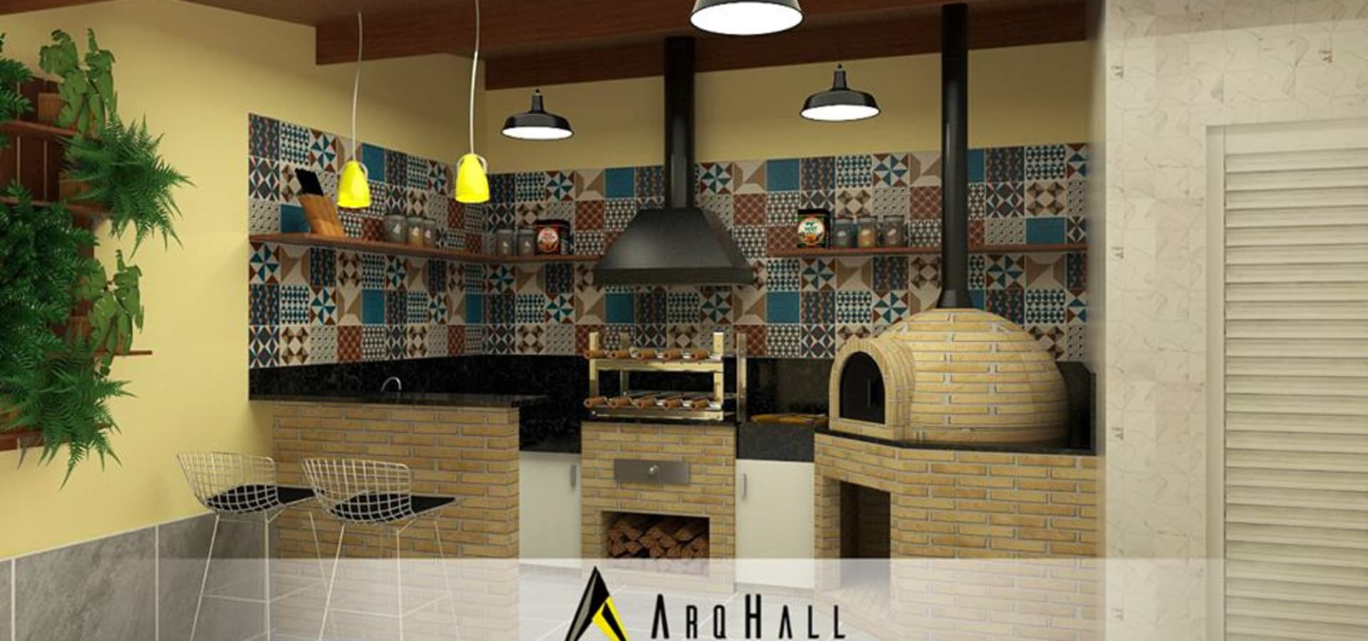 Arqhall Arquitetura e Gerenciamento