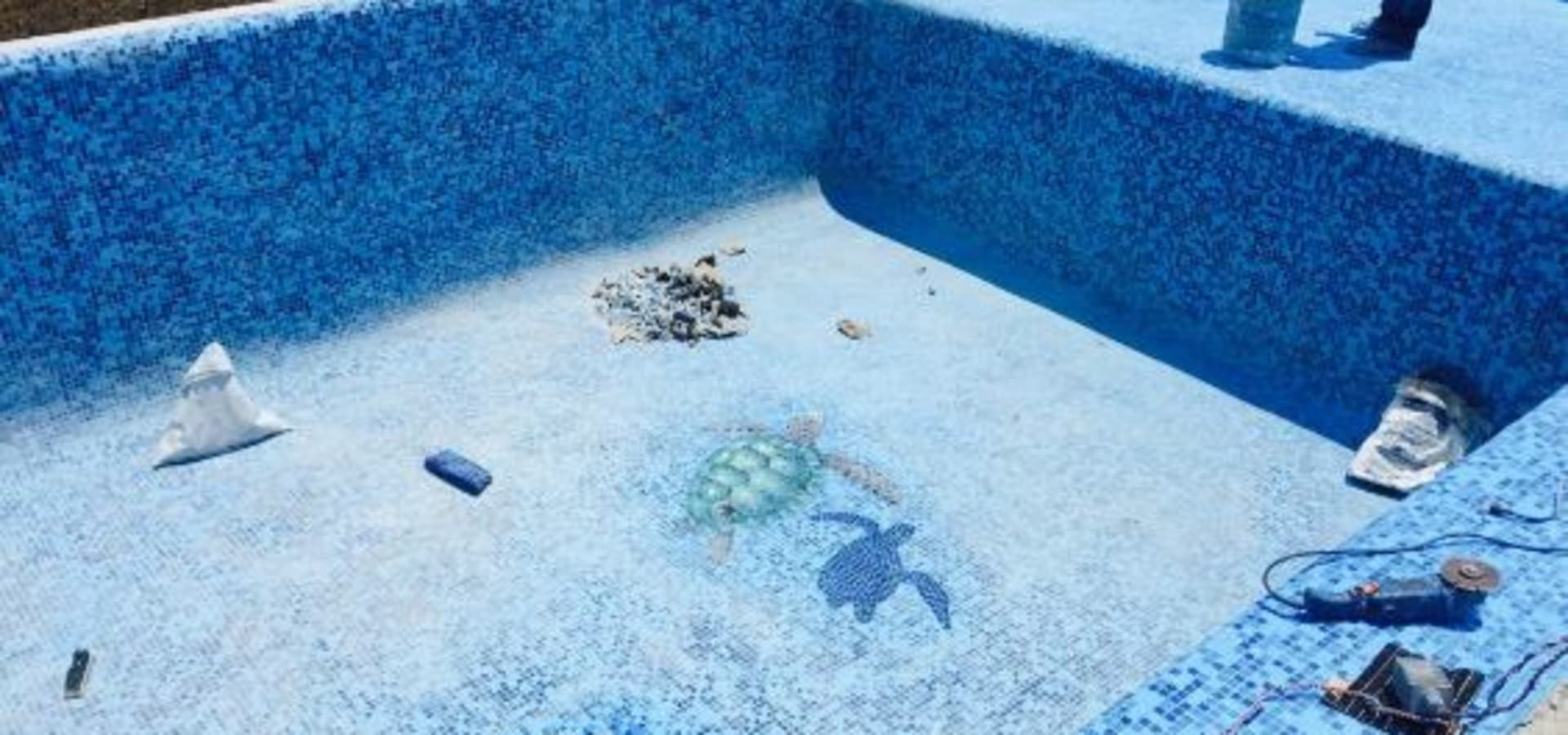 Construcci n de alberca en tenancingo de albercas aqualim for Videos de construccion de albercas