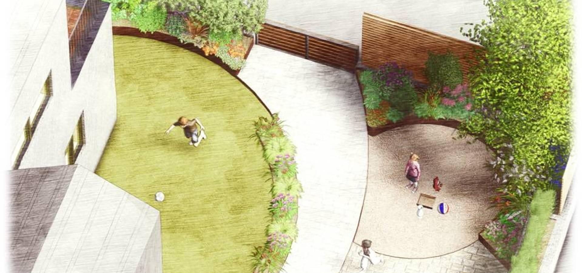 2014 door garden design for Garden design 1920 s