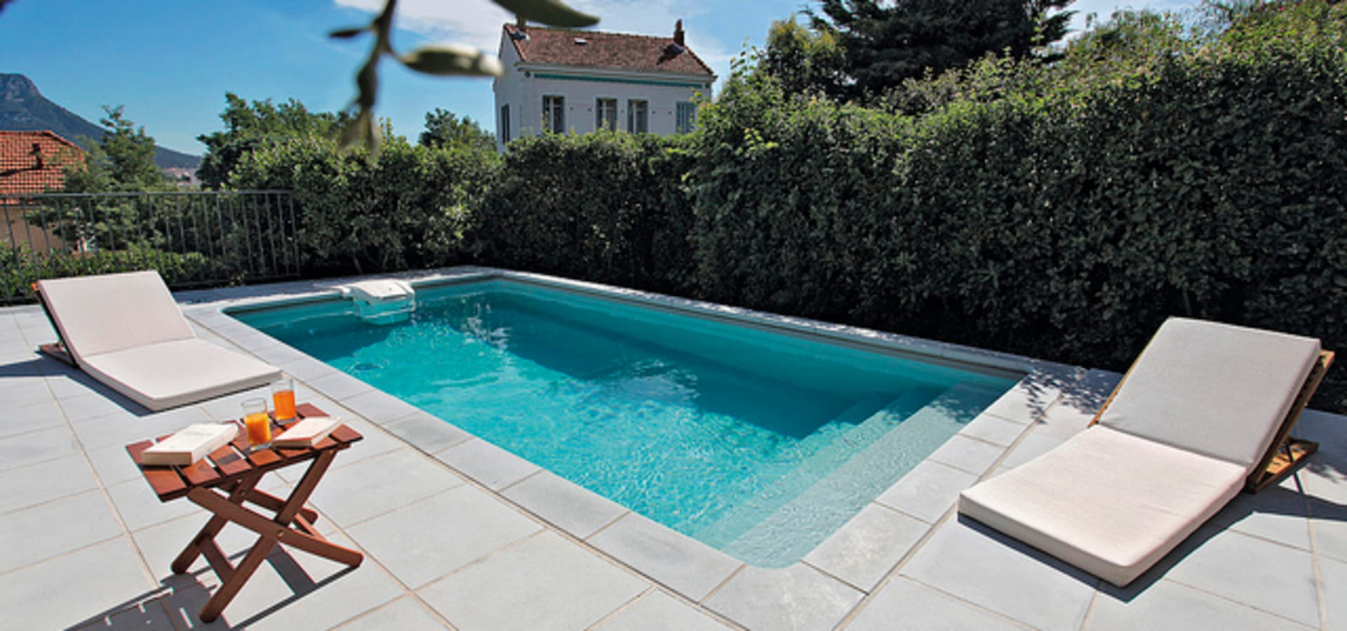 Piscina 6x3 desjoyaux by desjoyaux piscinas oeste homify for W piscinas