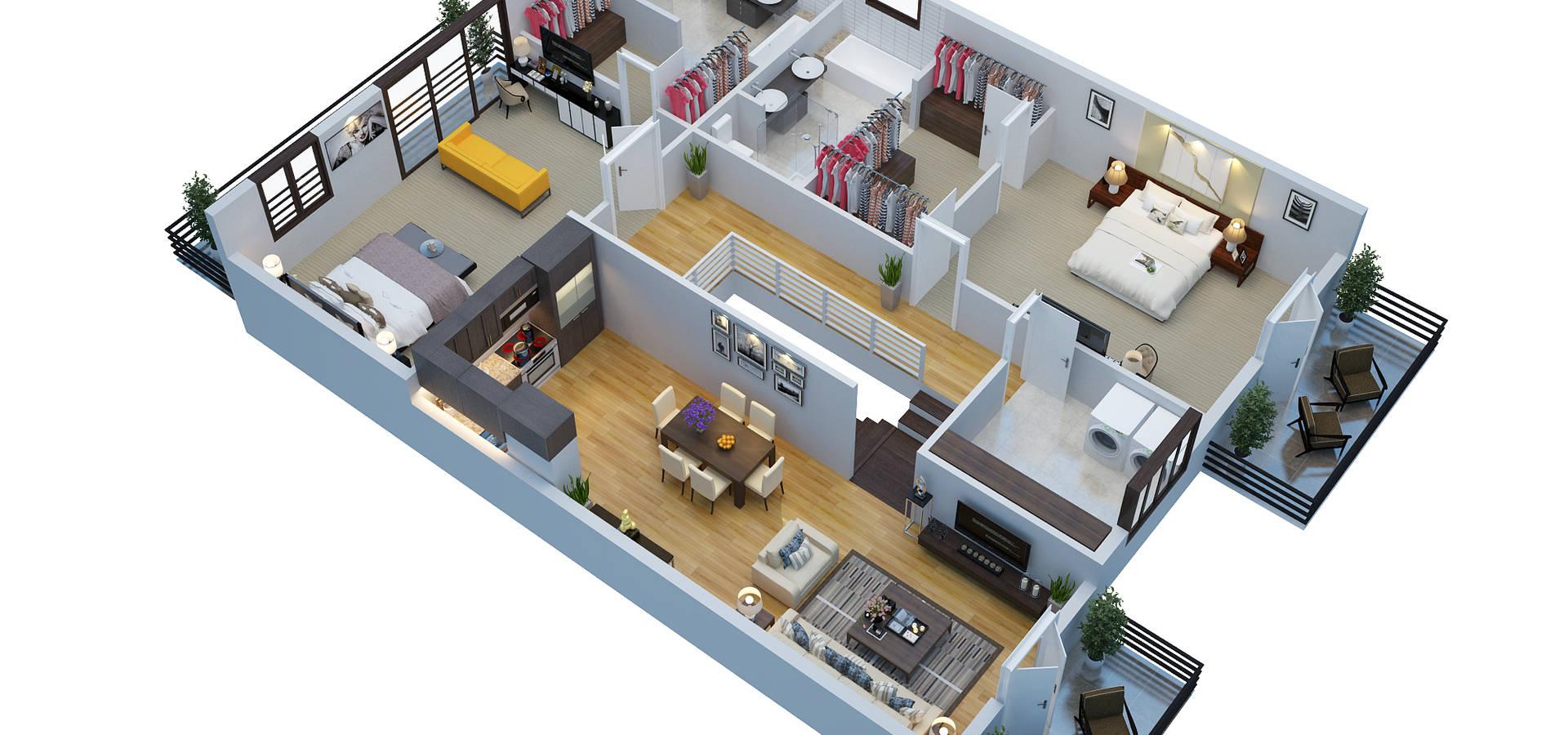 Real Estate Floor Planner: Architectes