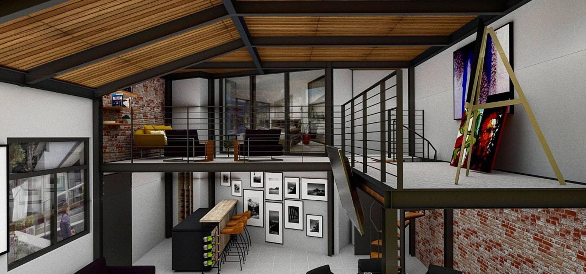 Integra Arquitectos Arquitectos En Naucalpan De Juarez Homify # Muebles Naucalpan Juarez