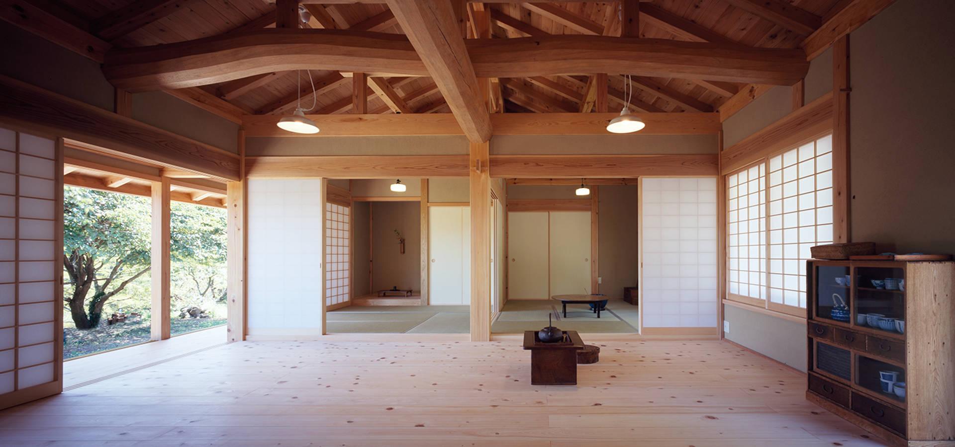 木造伝統構法 惺々舎