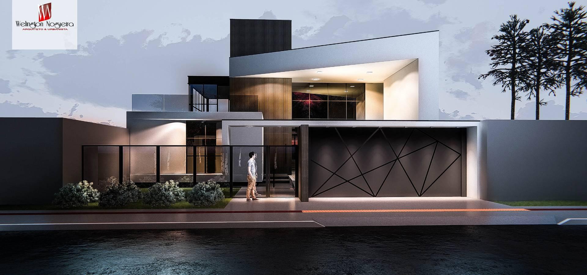 Welington Nogueira · Arquitetura, Urbanismo e Design