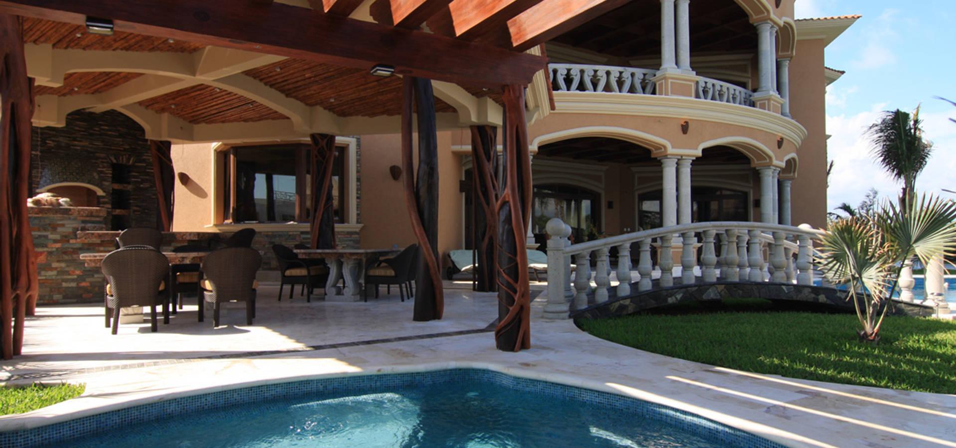 DHI Riviera Maya Architects & Contractors