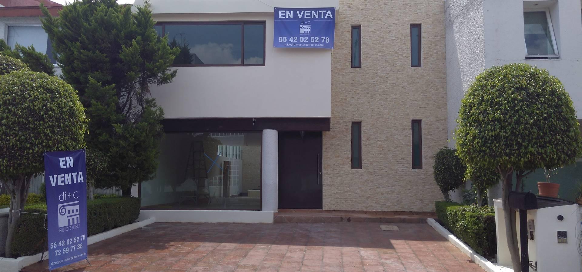 DI+CARQUITECTOS SA DE CV