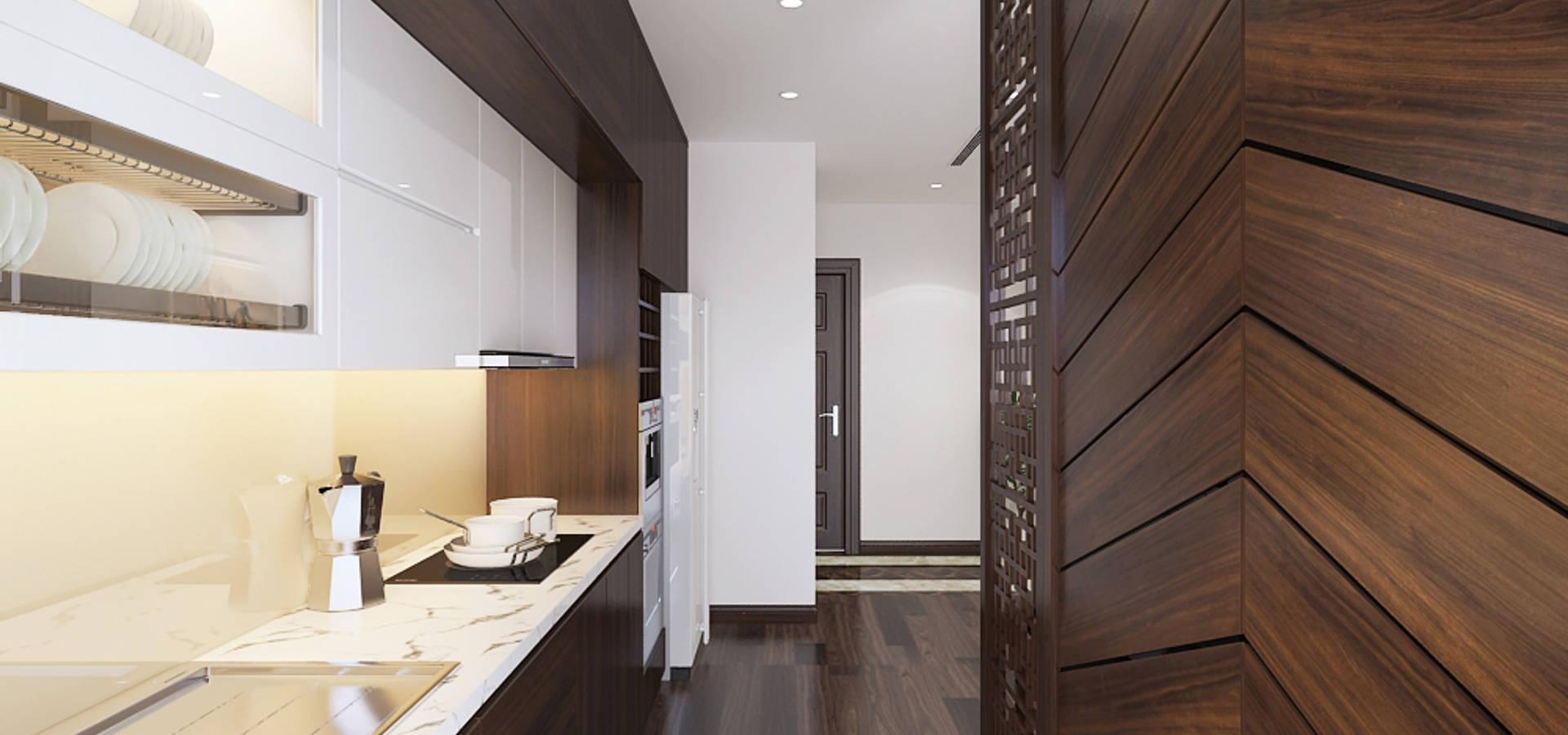 Công ty CP Kiến trúc V-Home